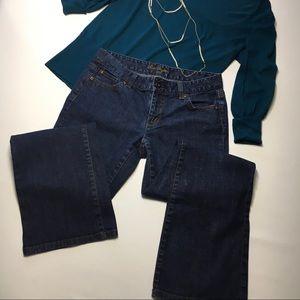 Ann Taylor Modern Fit, Lindsay Waist Jeans, sz 4P